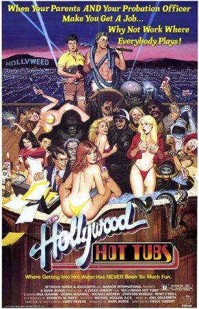 Hollywood Hot Tubs (1984)