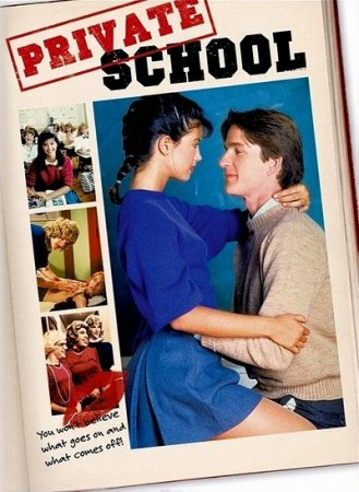 Private School (1983) HDTVRip 720p