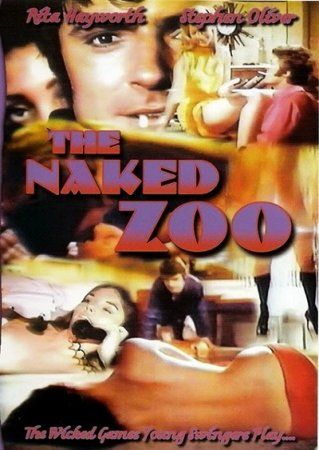 The Naked Zoo (1970) VHSRip