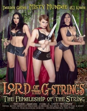 The Lord of the G-Strings: The Femaleship of the String (2003) DVDRip ~ Erin Brown