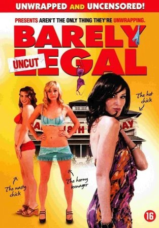 Barely Legal (2011) BDRip 720p