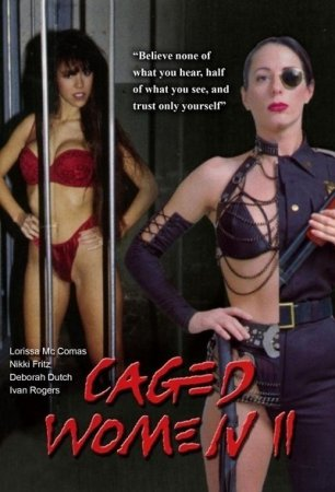 Caged Women 2 (1996) VHSRip