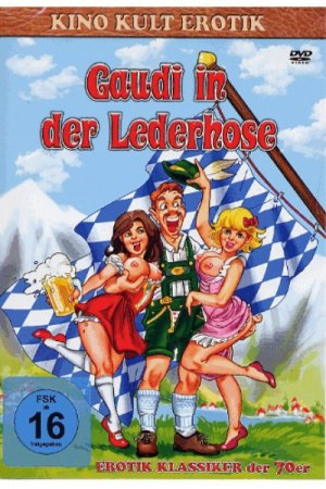 Gaudi In Der Lederhose (1977) [ German sex comedy ]