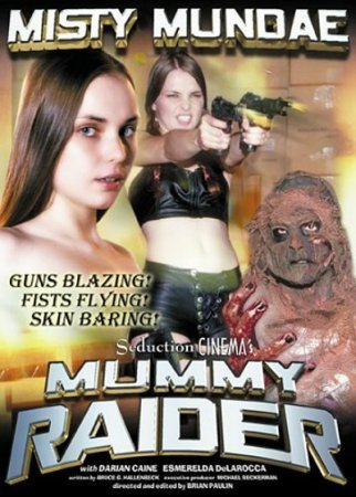 Mummy Raider (2002) [ Seduction Cinema ] ~ Misty Mundae