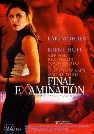 Final Examination (2003) [  Fred Olen Ray  ]