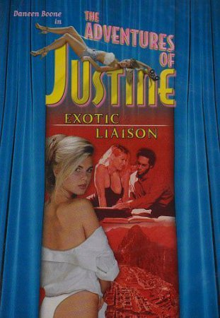 Justine: Exotic Liaisons (1995) [ Alain Siritzky Productions ] ~ Daneen Boone