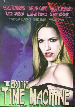 The Erotic Time Machine (2002) DVDRip [ Seduction Cinema ] ~ Erin Brown as Misty Mundae