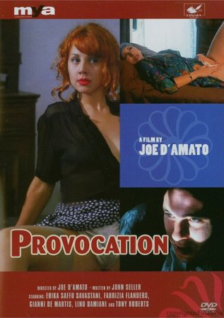 Provocation (1996) DVDRip ~ Joe D'Amato
