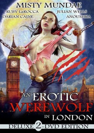 An Erotic Werewolf in London (2006) ~ Erin Brown [ Misty Mundae ]
