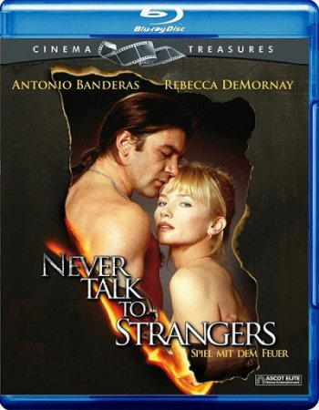 Never Talk to Strangers (1995) ~ Rebecca De Mornay / Antonio Banderas