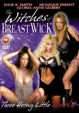 The Witches of Breastwick (2005) DVDRip ~ Jim Wynorski  / Stormy Daniels