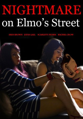 Nightmare on Elmo's Street (2015) ~ Misty Mundae