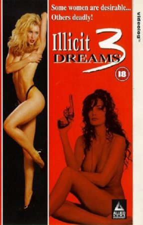 Illicit Dreams 3 (1995) VHSRip ~ Jim Wynorski / Julie Strain