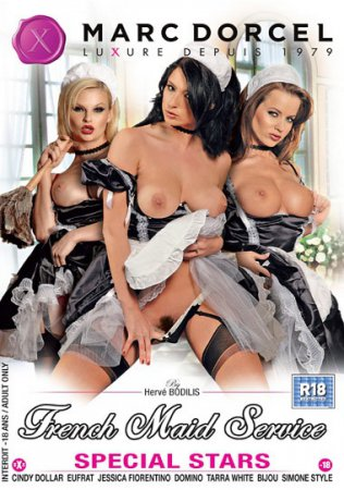 Soubrettes Services: Special Stars / French Maid Service: special stars (SOFTCORE VERSION / 2011)