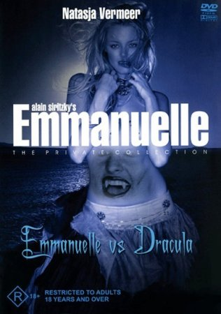 Emmanuelle the Private Collection: Emmanuelle vs. Dracula (2004) DVD