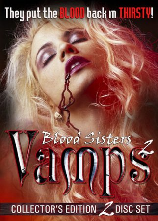Blood Sisters: Vamps 2 (2002) [ Mark Burchett ]