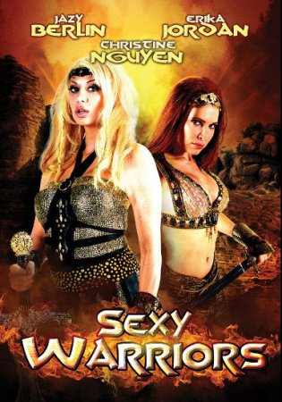 Sexy Warriors ( 2014 ) HDTVRip 720p [ New City Releasing ] ~ Dean McKendrick