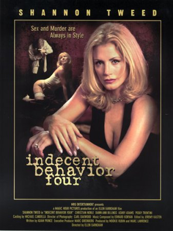 Human Desires / Indecent Behavior 4 (1997) [ MRG Entertainment ] ~ Shannon Tweed