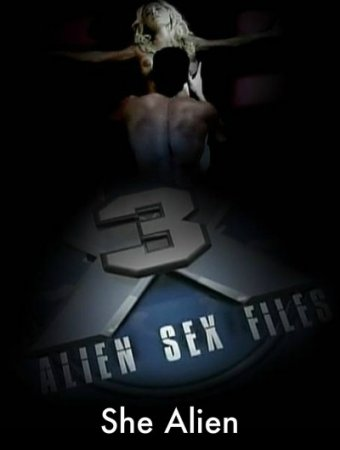 Alien Sex Files 3: She Alien (2009) HDTVRip 720p [ Alain Siritzky / Milos Twilight ]