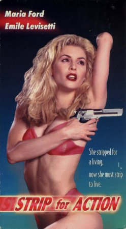 Strip for Action / Hot Ticket (1996) VHSRip / Maria Ford