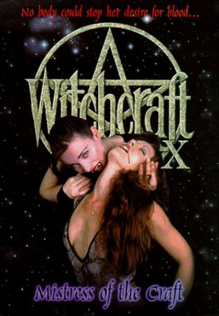 Witchcraft X: Mistress of the Craft (1998) VHSRip