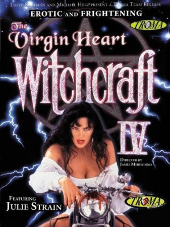 Witchcraft IV: The Virgin Heart (1992) VHSRip / Julie Strain