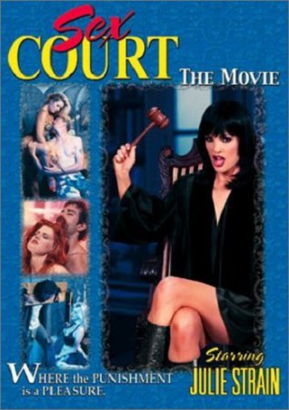 Sex Court: The Movie (2001) DVD  Julie Strain [ Indigo Entertainment ]