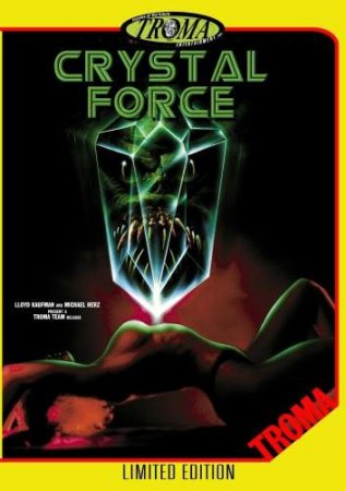Crystal Force 2: Dark Angel (1994) James MacKinnon VHSRip