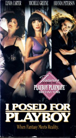Posing: Inspired by Three Real Stories / I Posed for Playboy (1991) Steve Stafford VHSRip