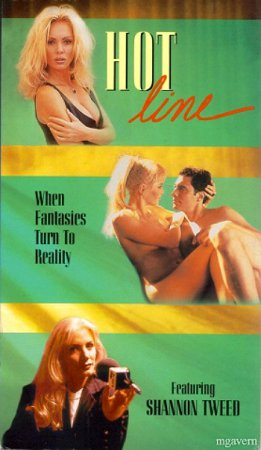 Hot Line (Full season 1 / 1994) Tanya Roberts, Shannon Tweed DVDRip