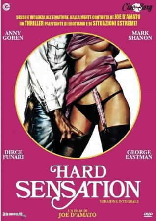 Hard Sensation (1980) Joe D'Amato DVDRip