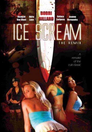 Hot Blood Sundae / Ice Scream: The ReMix  (2008) DVDRip