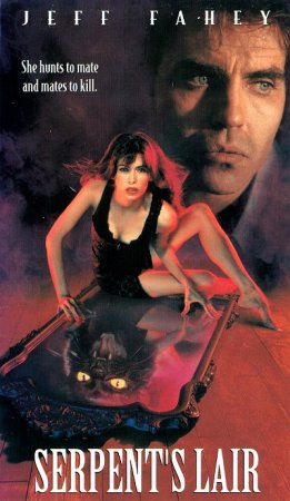 Serpent's Lair / The Nesting (1995) Jeff Fahey, Lisa Barbuscia DVDRip