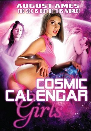 Cosmic Calendar Girls / Cosmic Cover Girls (2016) [ Retromedia Entertainment ]