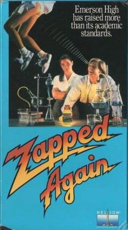 Zapped Again! (1990) DVDRip