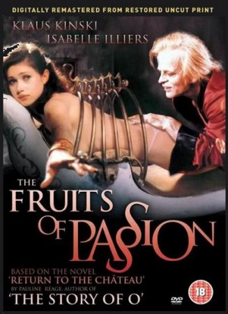 Les fruits de la passion / Fruits of Passion (1981)