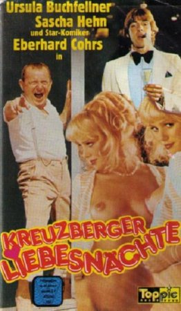 Kreuzberger Liebesnachte (1980) [ German sex comedy ]