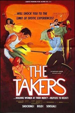 The Takers (1971)