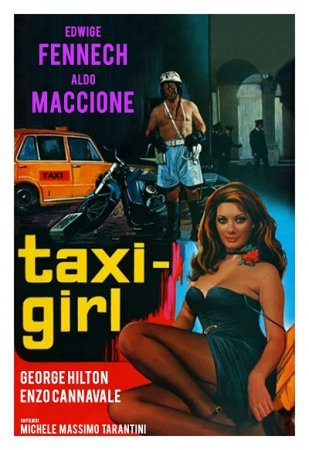 Taxi Girl (1977) [ Italian sex comedy ]