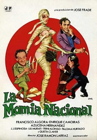 La Momia Nacional / The National Mummy (1981)