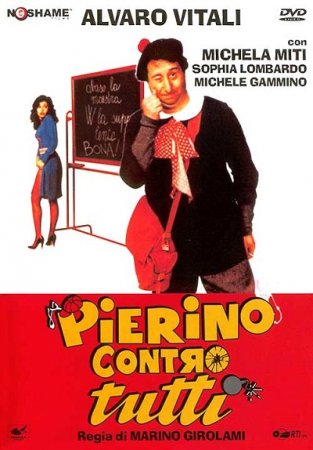 Pierino contro tutti / Desirable Teacher (1981) [ Italian sex comedy ]