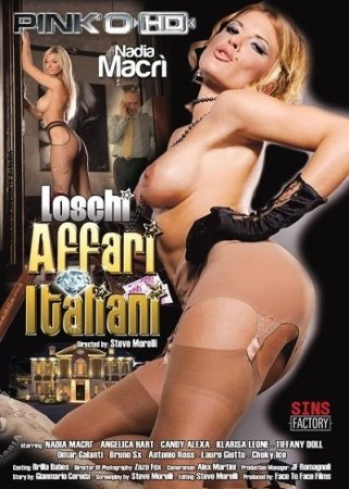The Sex Italian Job / Loschi Affari Italiani (SOFTCORE VERSION / 2012)