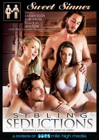 Sibling Seductions (SOFTCORE VERSION / 2016)
