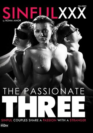 The Passionate Three (SOFTCORE VERSION / 2017)