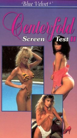 Centerfold Screen Test, Take 2 (1986)