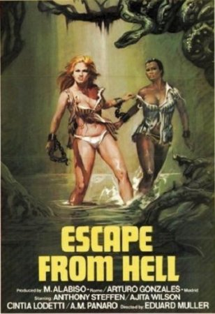 Femmine infernali / Escape From Hell (1980)
