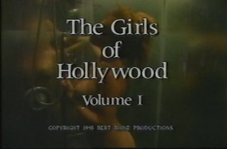 The Girls of Hollywood Volume 1 (1993)