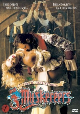 The Erotic Adventures of the Three Musketeers (SOFTCORE VERSION / 1992)