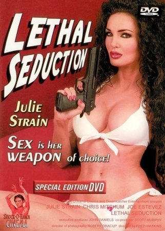 Lethal Seduction / Lethal Betrayal (1997) DVD