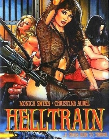 Train spécial pour SS / Helltrain / Love Train for SS / Hitler's Last Train (1977)